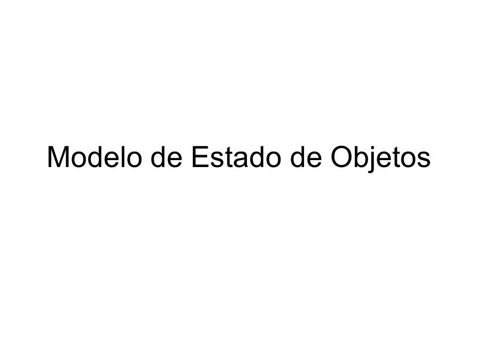 Modelo de Estado de Objetos