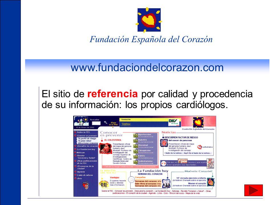 Fundación Española del Corazón Publicaciones de la FEC La Biblioteca Corazón y Salud tiene como objetivos formar e informar sobre las enfermedades del