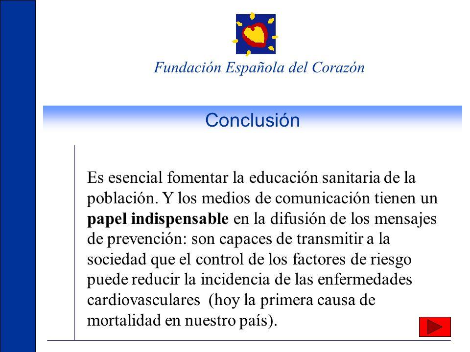 Fundación Española del Corazón La FEC y los Medios de Comunicación ¿Por qué nos necesitan los Medios? -. Porque somos la fuente más fiable de informac