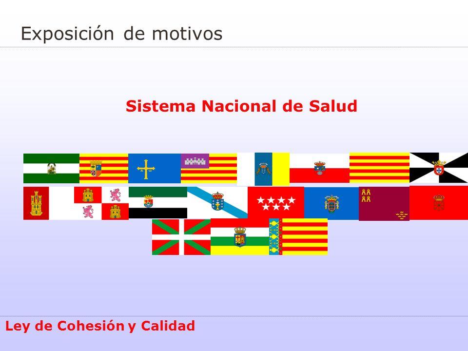 Mediante Orden del MSC y previo informe el CISNS.Procedimiento.
