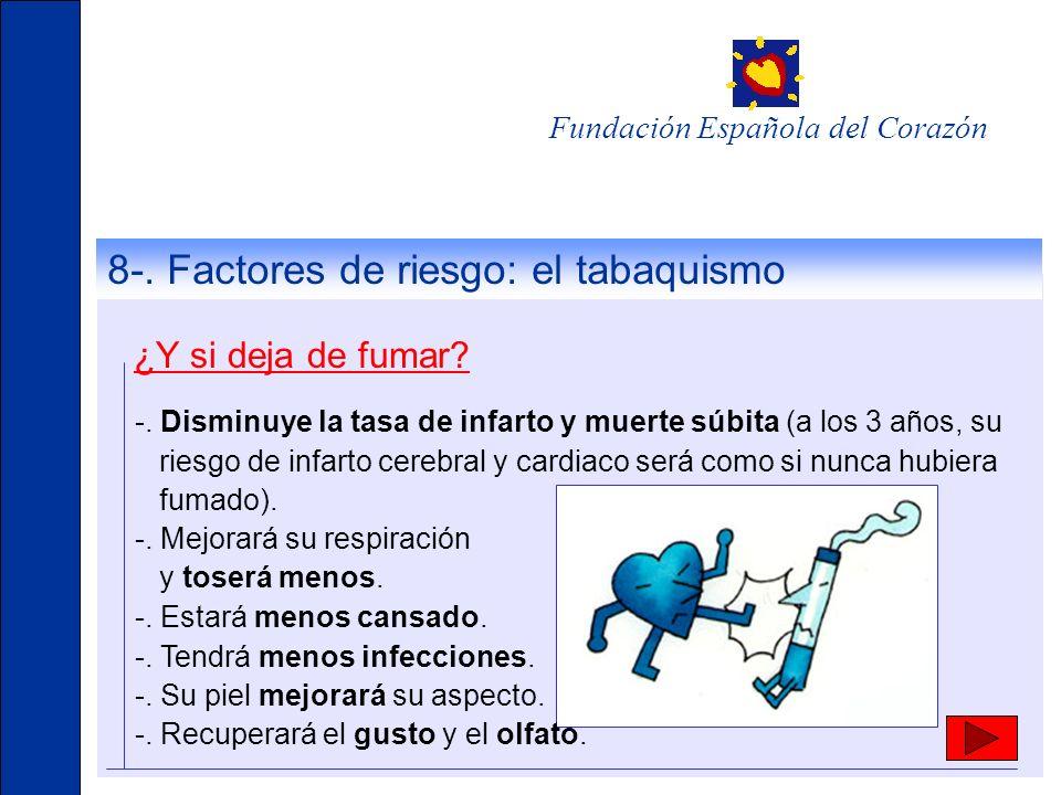 Fundación Española del Corazón 9-.