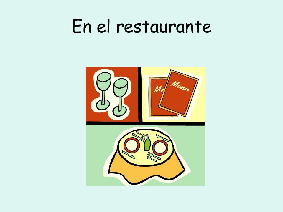 ¿Qué te gusta comer.Me gusta(n) el…/la…/los…/las… ¿Qué no te gusta comer.