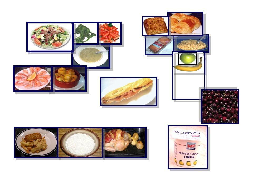 ¿Qué sueles comer para la cena Suelo comer… un bocadillo fruta un yogur sopa