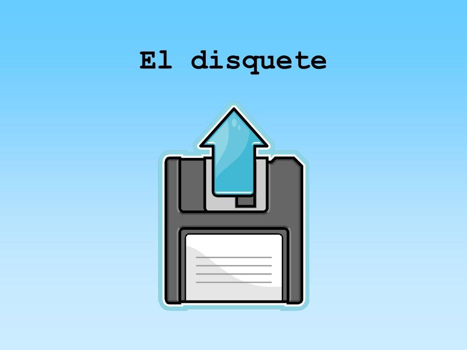 El disquete