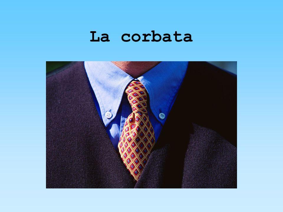 La corbata