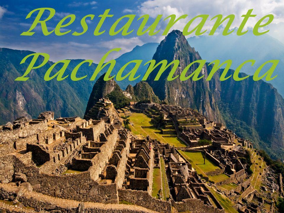 Restaurante Pachamanca