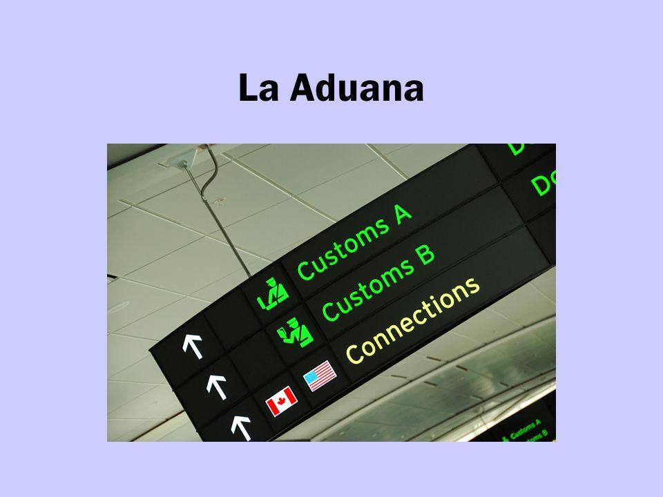 La Aduana