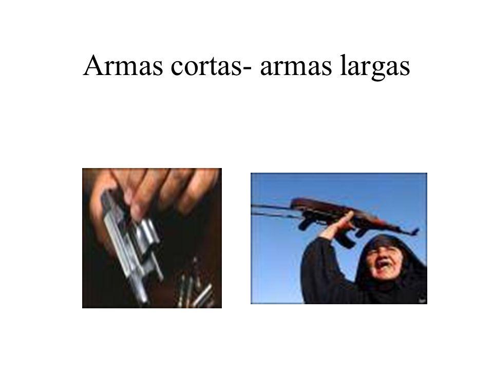 Distancia de disparo