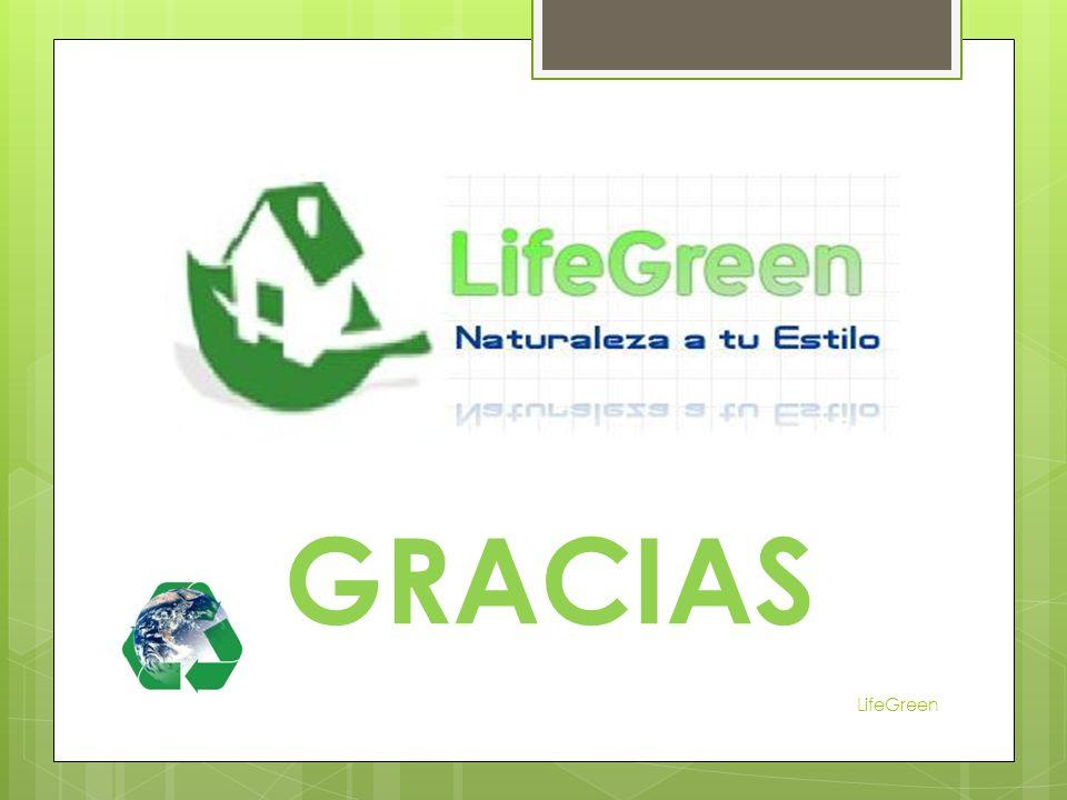 LifeGreen GRACIAS