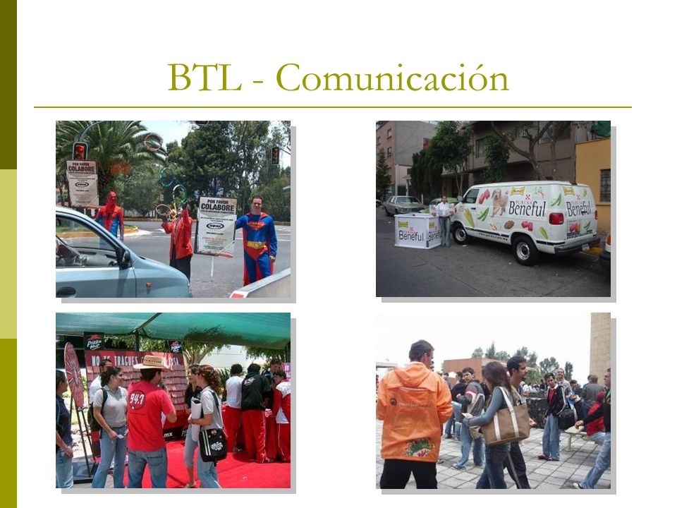 BTL - Comunicación