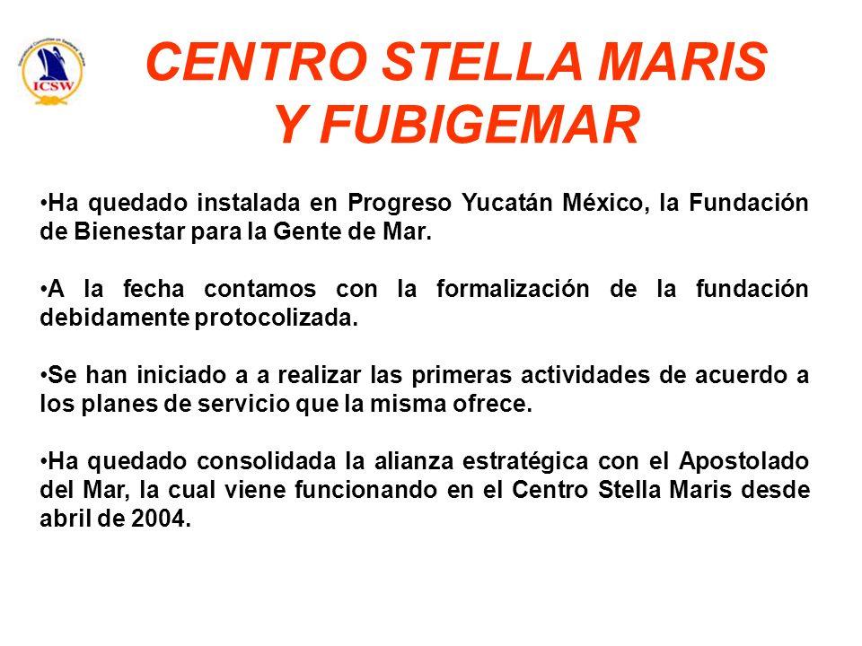 Ha quedado instalada en Progreso Yucatán México, la Fundación de Bienestar para la Gente de Mar.