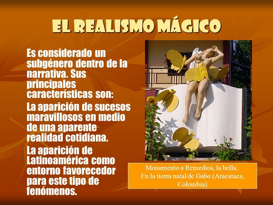 Macondo Macondo es el lugar donde se desarrollan principalmente los acontecimientos.