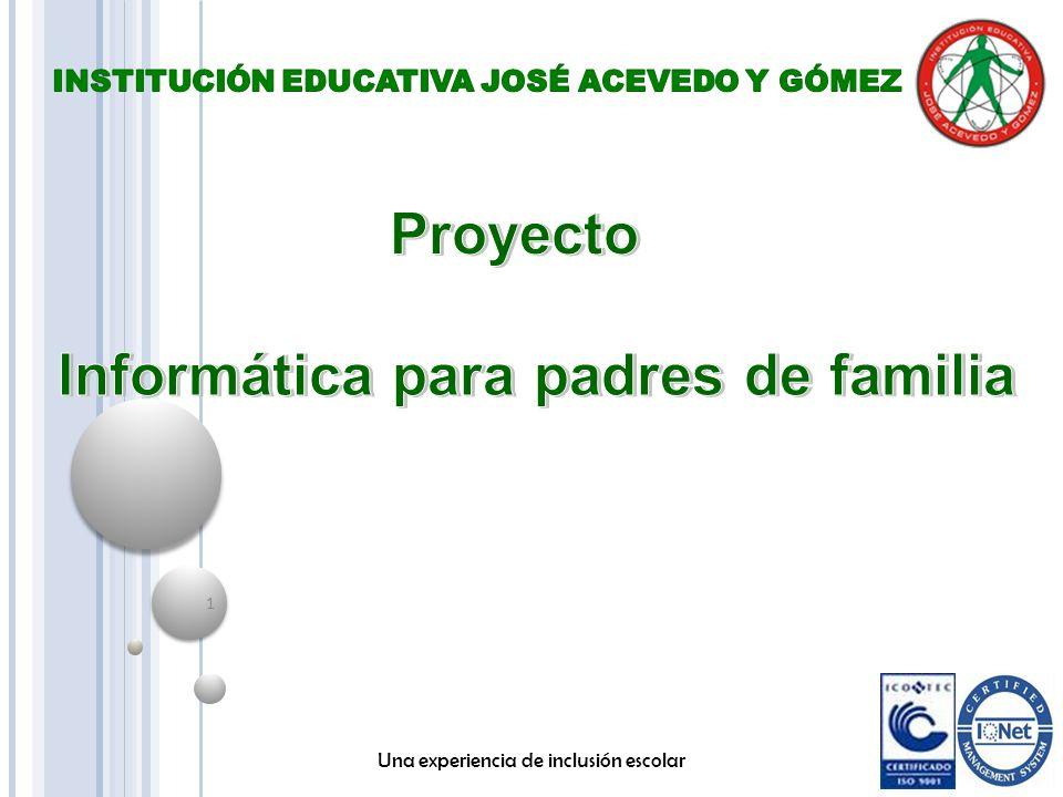 1 PROFESOR: Gabriel Alzate P.