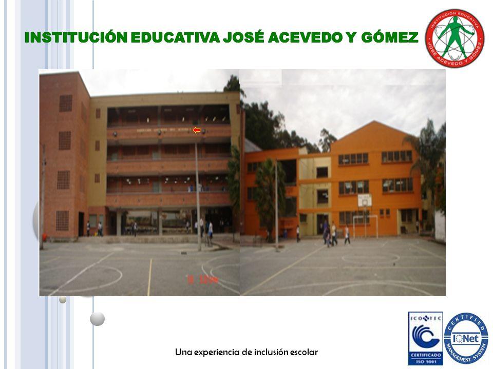 Participación: Rector, coordinadores, coordinador del proyecto, alumnos del grado undécimo y profesores de informática de la Institución Educativa José Acevedo y Gómez.