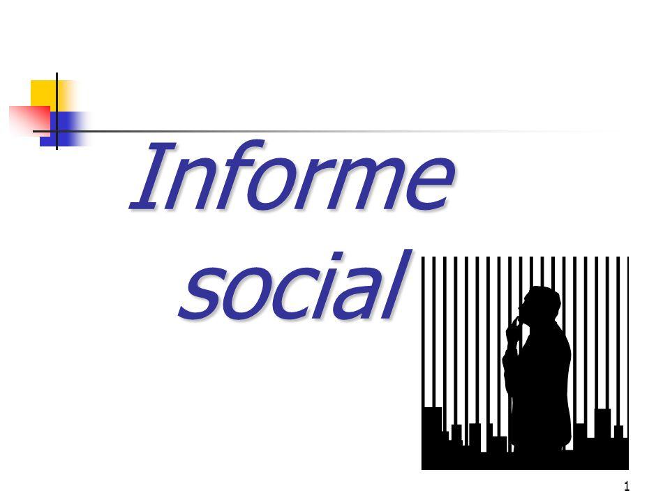 1 Informe social