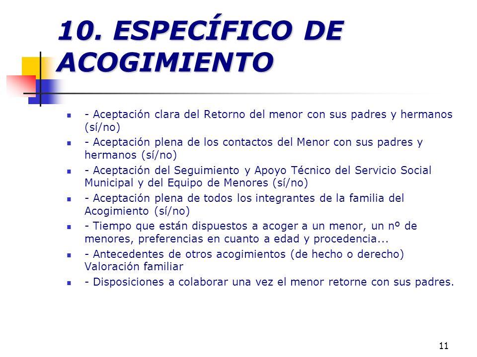 12 11. INTERPRETACIÓN Y VALORACIÓN PROFESIONAL