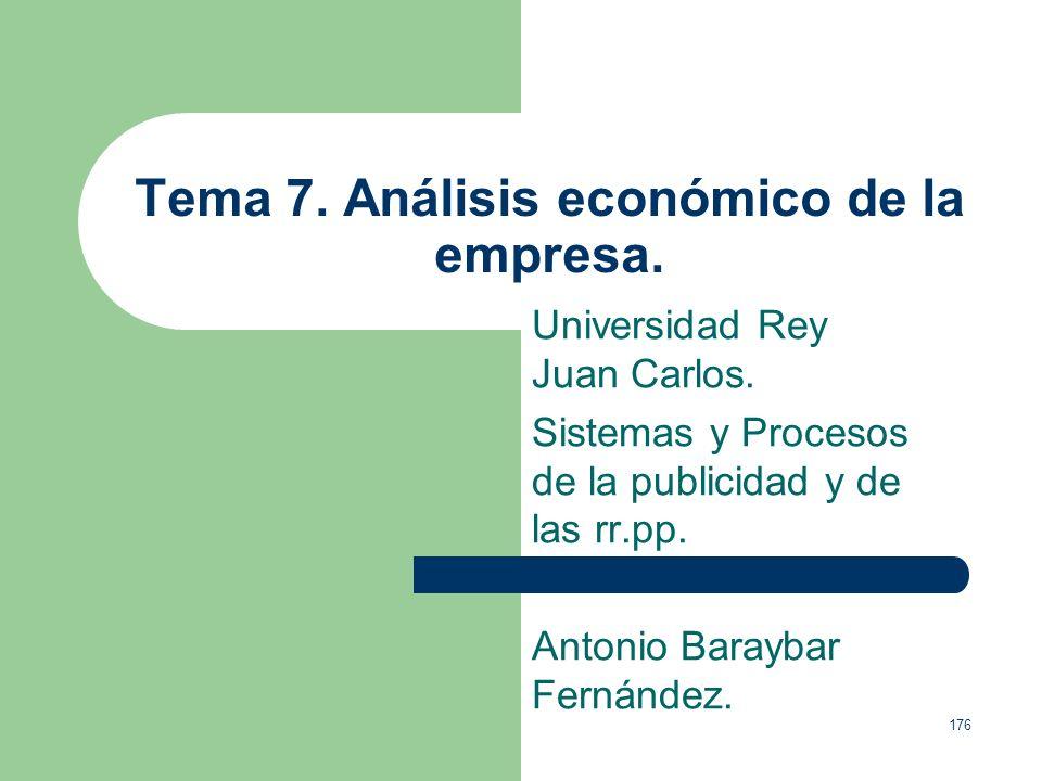 175 La comunicación financiera. INTERNOS INFORMACIÓN ECONÓMICO FINANCIERA TOMA DE DECISIONES EXTERNOS NO ESPECIALIZADOS PÚBLICOS FORMADORES DE OPINIÓN