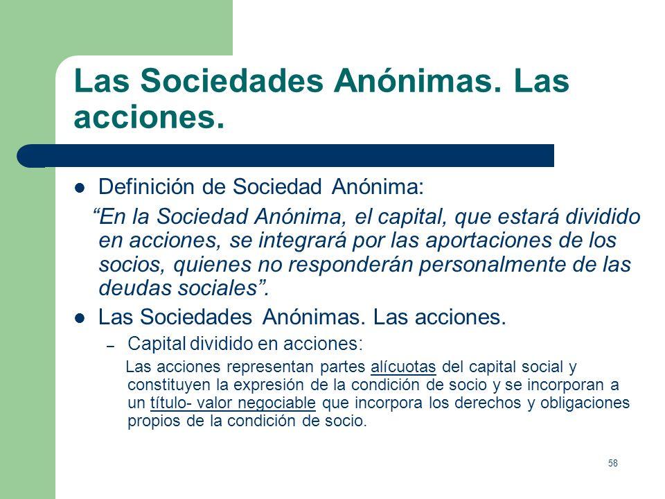 57 Tipología de sociedades. Sociedades Limitadas (cont.): Dispone de un mecanismo para ejercer para sí misma o para sus socios un derecho de tanteo, p