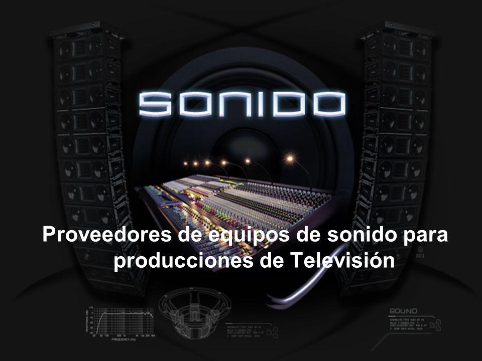 Somos una empresa que le ofrece servicios en las áreas de PRODUCCION, POST-PRODUCCION Y ANIMACION DIGITAL (2D/3D) para programas audiovisuales.