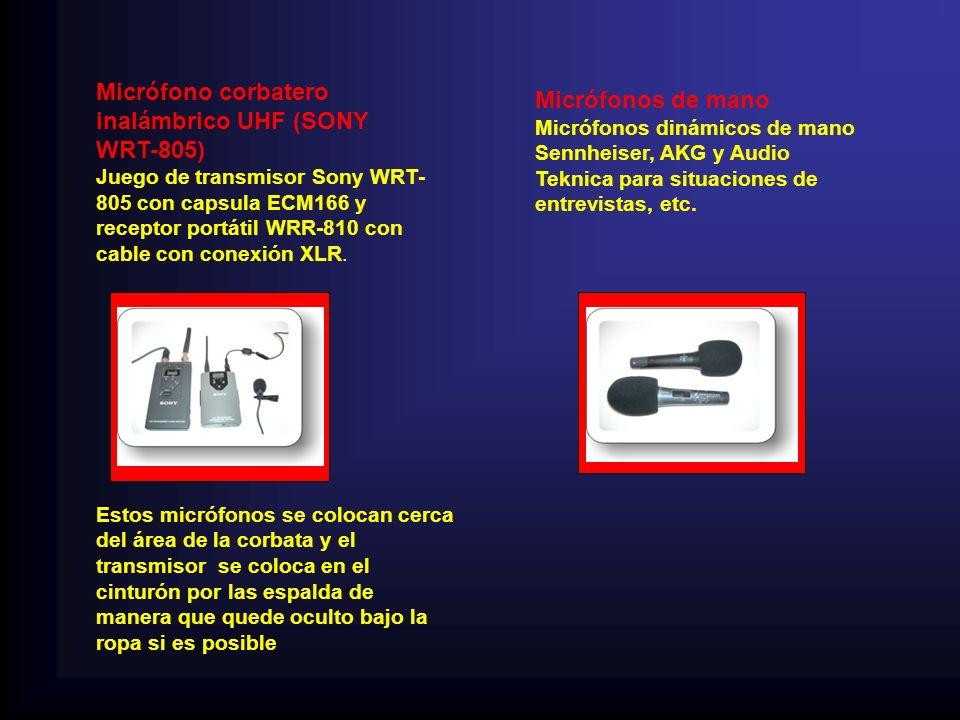 Grabador DIGITAL (FOSTEX FR-2LE) Grabador portátil para grabación de audio en locación.