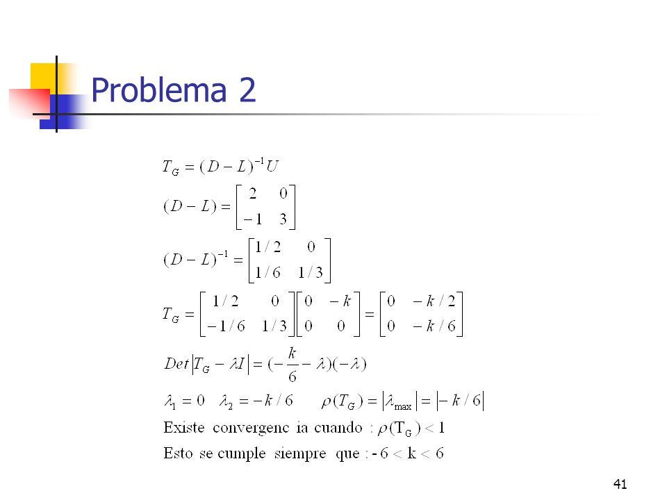 41 Problema 2