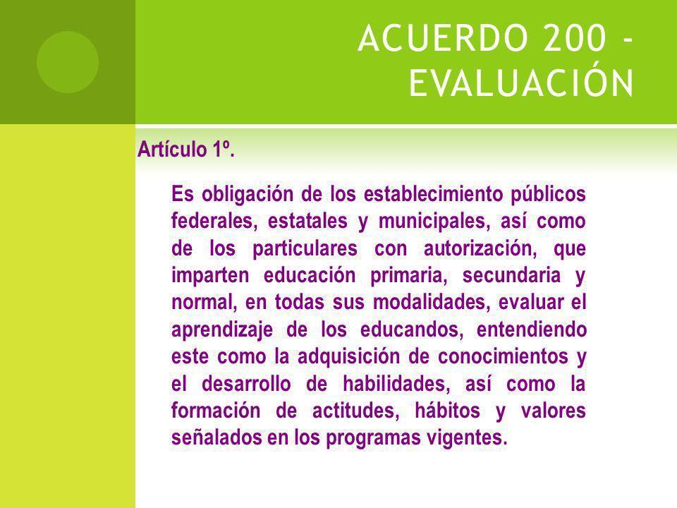ACUERDO 384 - EDUCACIÓN SECUNDARIA Características del Plan y Programas de estudio: Continuidad con los planteamiento establecidos en 1993.