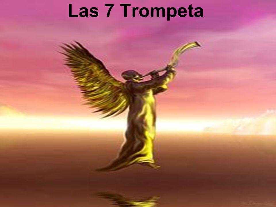 Capitulo 8-9 8:6 Y los siete ángeles que tenían las siete trompetas se dispusieron a tocarlas.