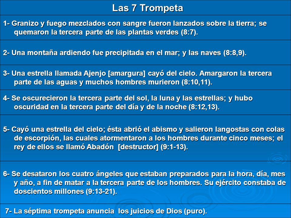 Las 7 Trompeta