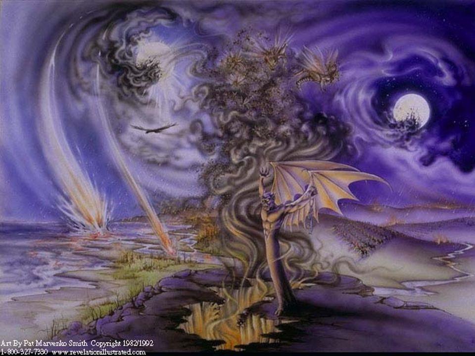 La sexta copa (16 :12-16), la Batalla de Armagedón.