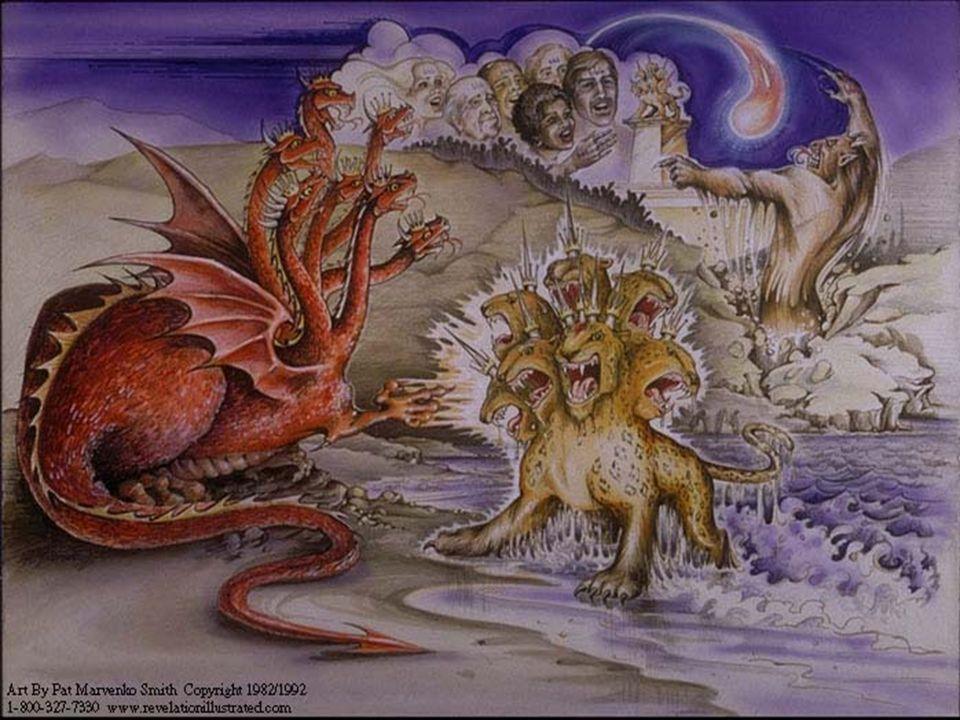 La séptima copa (16 :17-21) parece ser la batalla misma de Armagedón, que bajo el sexto sello se preparaba.