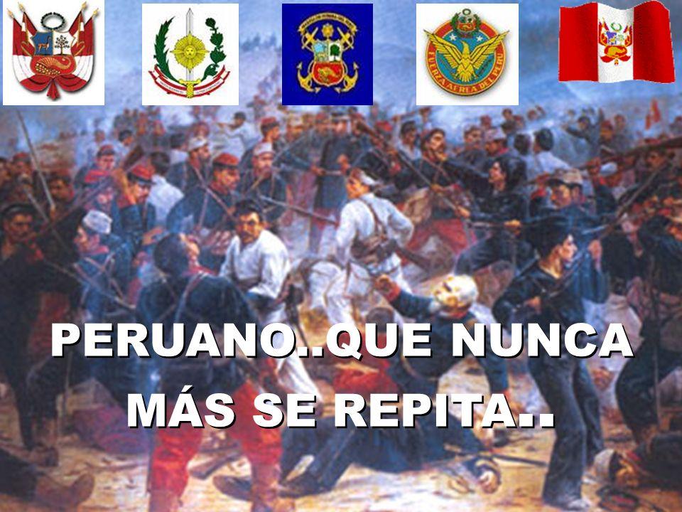 PERUANO..QUE NUNCA MÁS SE REPITA.. PERUANO..QUE NUNCA MÁS SE REPITA..
