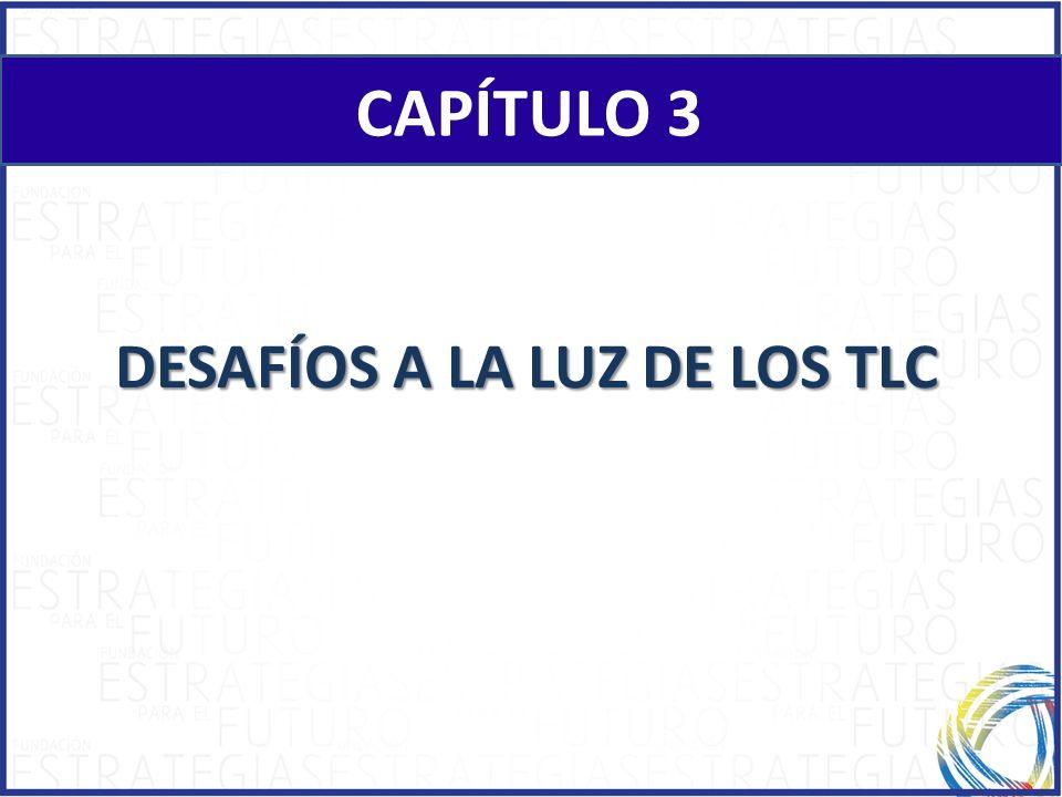 CAPÍTULO 3 DESAFÍOS A LA LUZ DE LOS TLC