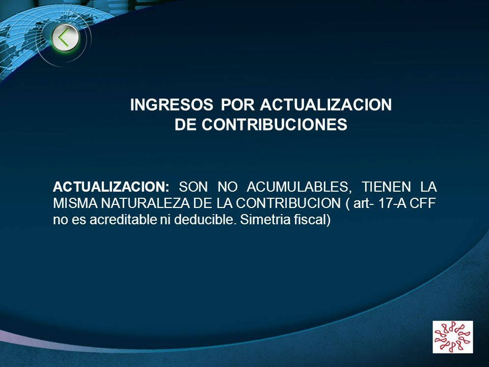 LOGO www.themegallery.com Deducción de inversiones Deducción = MOI por porcientos máximos* * Porcientos señalados en los artículos 39, 40 y 41 de la LISR.