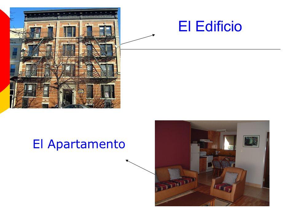 El Edificio El Apartamento