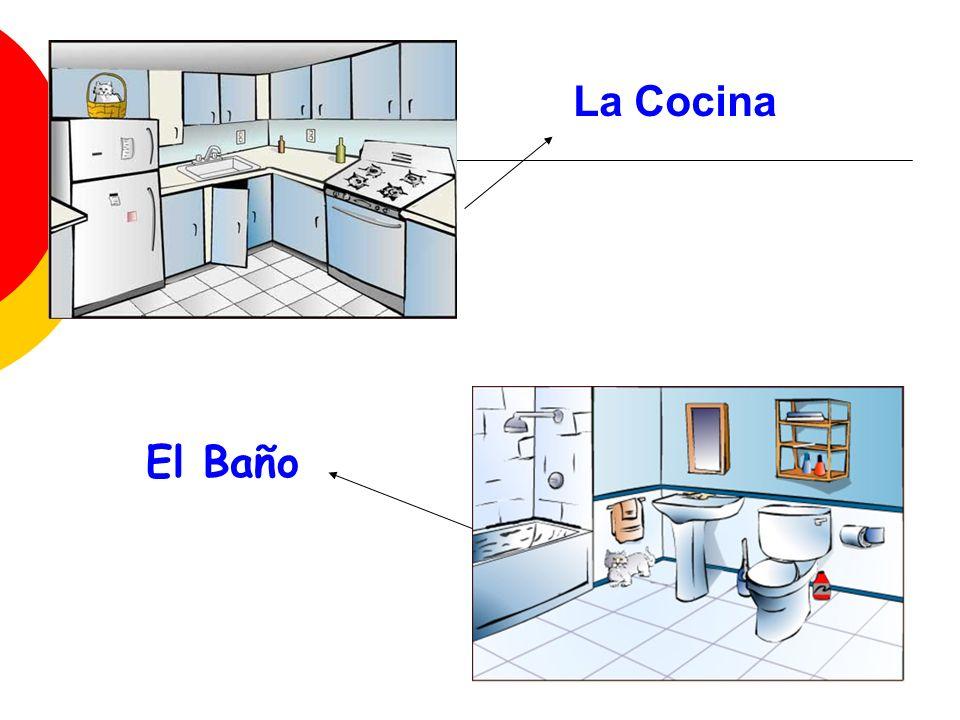 La Cocina El Baño
