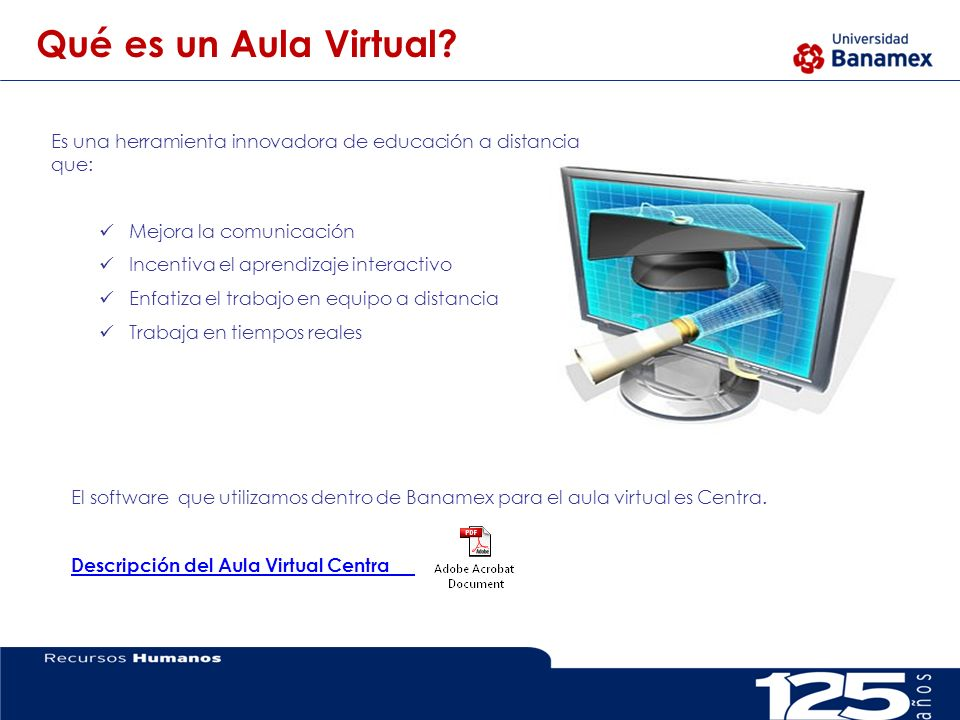 Qué es un Aula Virtual.