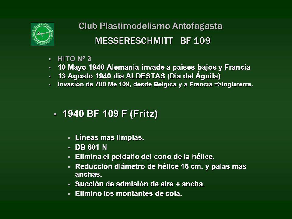 Club Plastimodelismo Antofagasta HITO Nº 3 HITO Nº 3 10 Mayo 1940 Alemania invade a países bajos y Francia 10 Mayo 1940 Alemania invade a países bajos