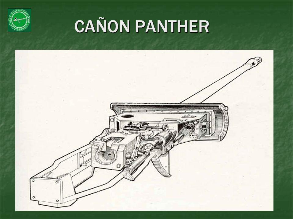 CAÑON PANTHER