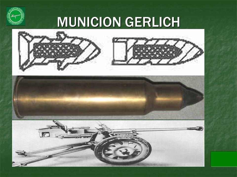 MUNICION GERLICH