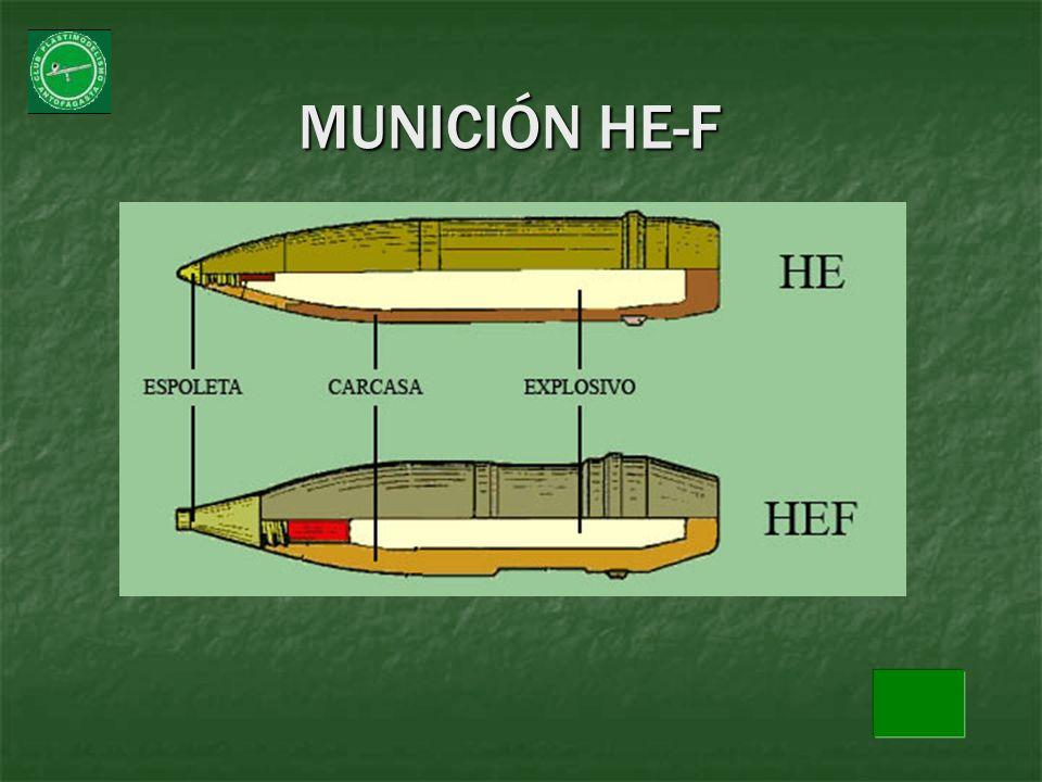 MUNICIÓN HE-F