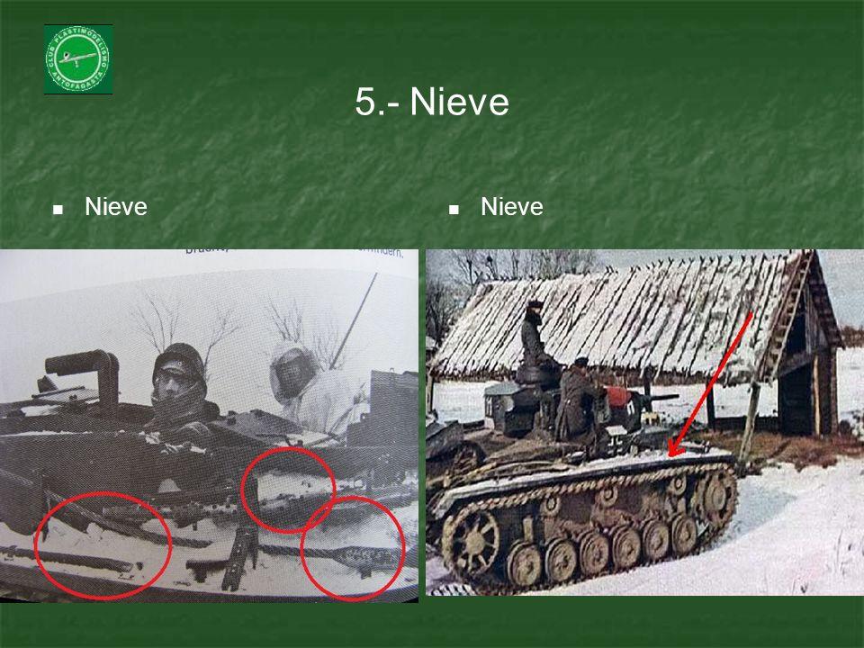5.- Nieve Nieve