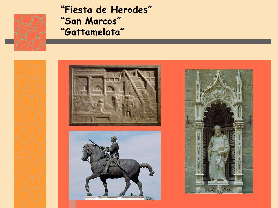Fiesta de Herodes San Marcos Gattamelata