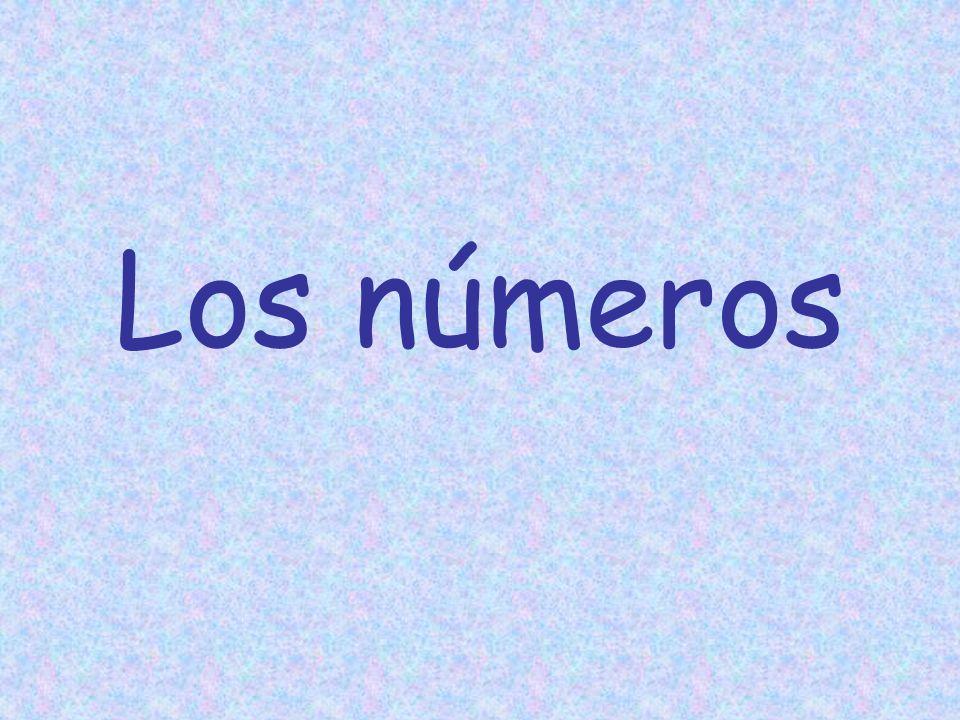 Los números