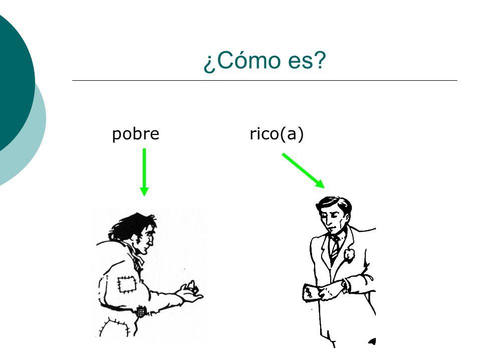 a veces – sometimes pero – but Según mi familia – according to my family