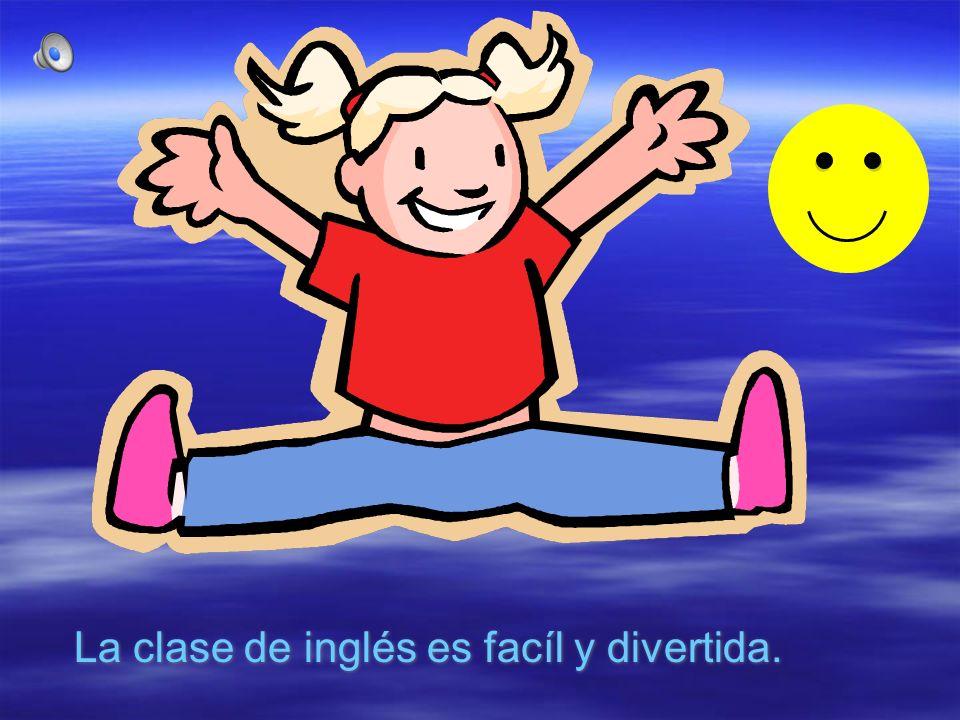 La Sra. DeGroot enseña la clase de inglés. Ella es muy inteligente.