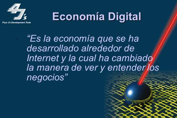 Desarrollando Aplicaciones de Negocios en la Economía Digital Ing. David J. Salazar Director General Four J´s Development Tools Latinoamérica