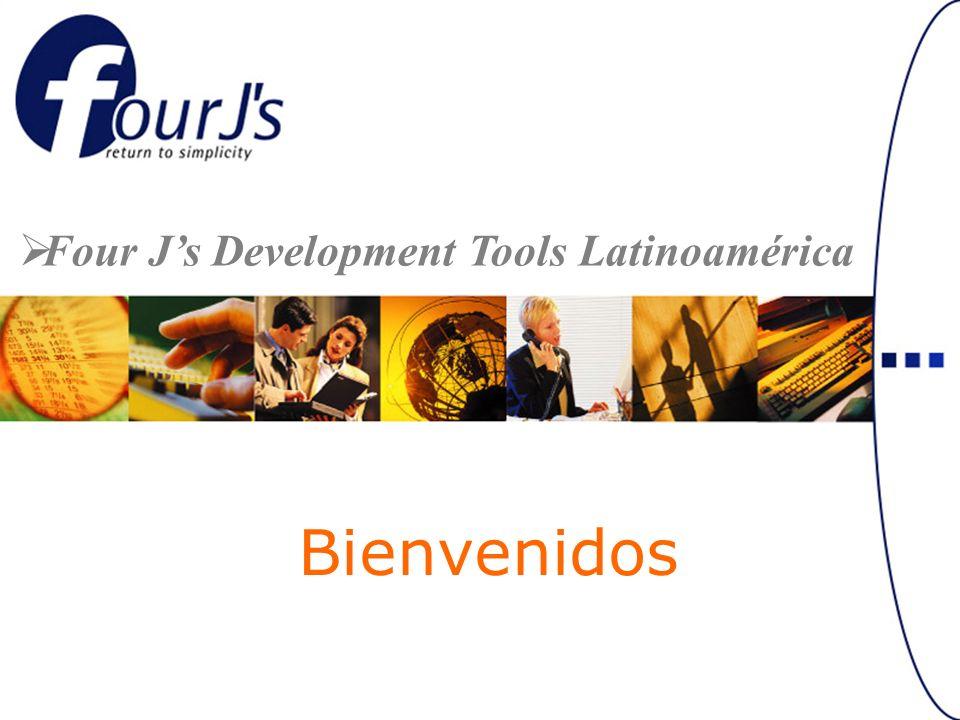 Bienvenidos Four Js Development Tools Latinoamérica