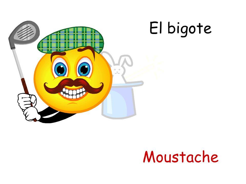El bigote Moustache