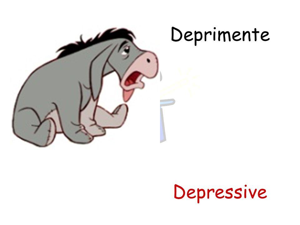 Deprimente Depressive