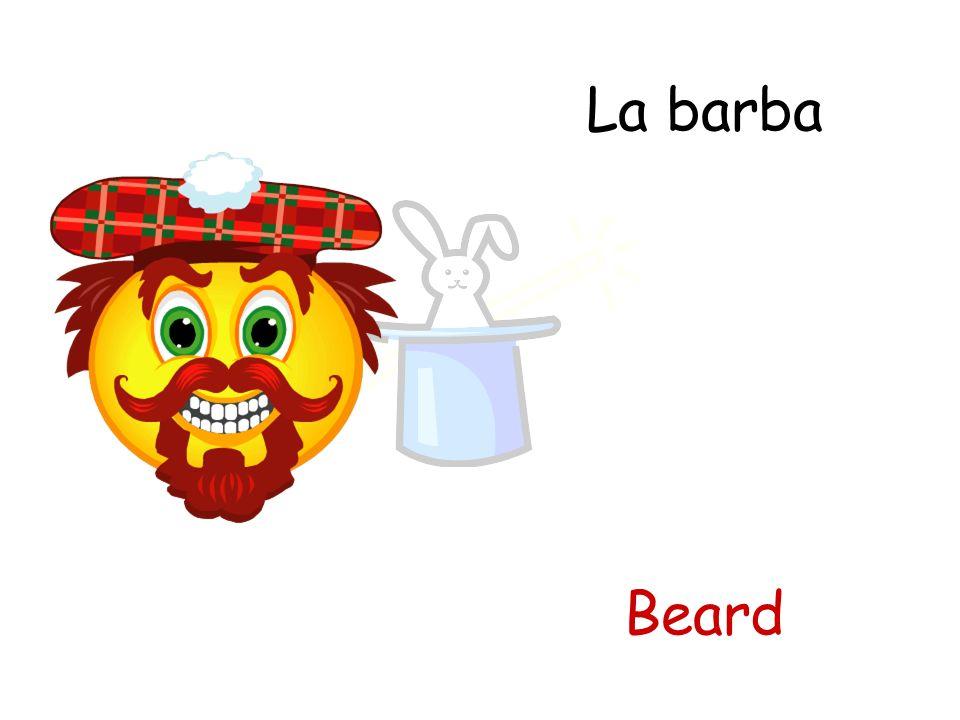 La barba Beard